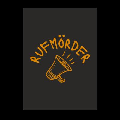 Motiv: Poster A1 - Rufmörder