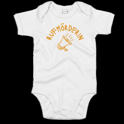 Motiv: Baby Body Organic - Rufmörderin