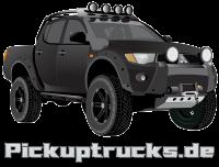 Pickuptrucks L200 black