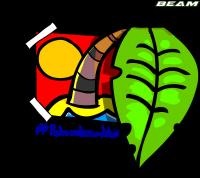 Palmenbaumblatt
