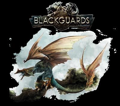 Blackguards - Flightdragon