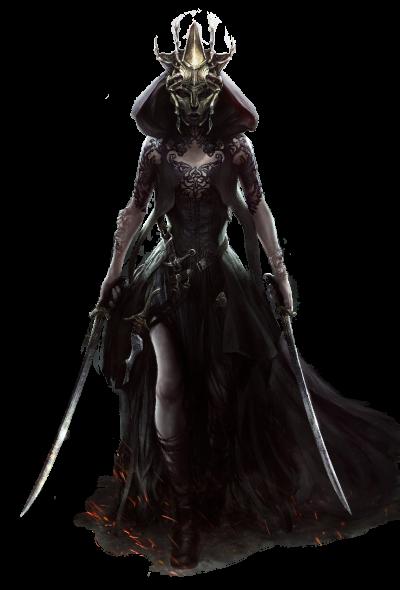 Blackguards - Cassia