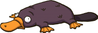 Deponia - Wasserschnabeltier