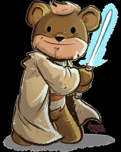 Annas Quest - Ben Kenobi