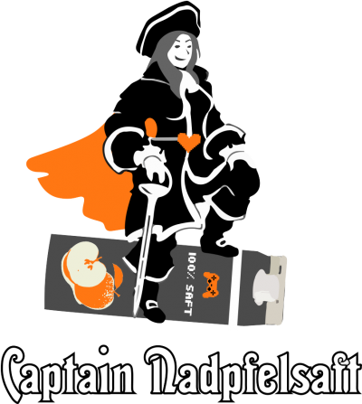 Captain Nadpfelsaft