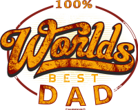Family Worlds Best Dad