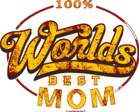 Family Worlds Best Mom (1739)