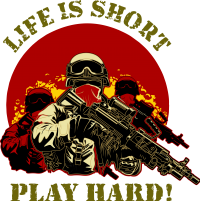 Gamer - Play hard