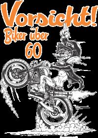 Biker - ueber 60