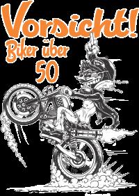 Biker - ueber 50