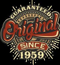 Geburtstag - Birthday guaranteed since 1959