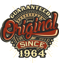 Geburtstag - Birthday guaranteed since 1964