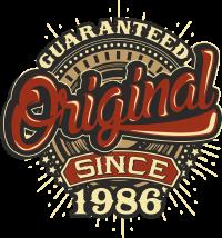 Geburtstag - Birthday guaranteed since 1986