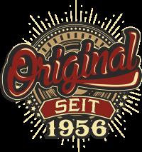 Geburtstag Original seit 1956