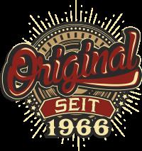 Geburtstag Original seit 1966