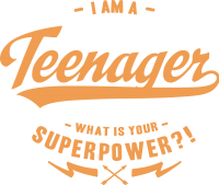 Family - Superpower Teenager