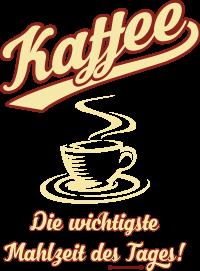 Fun Kaffee Mahlzeit