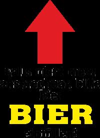 Bier - einfuellen