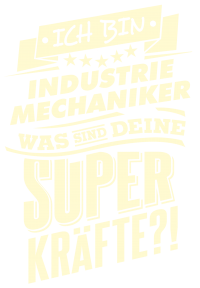 Superkraefte Industrie-Mechaniker