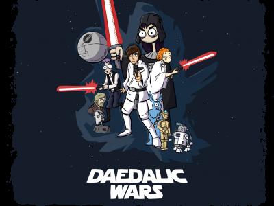 Hommage - Daedalic Wars