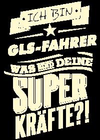 Superkraefte GLS-Fahrer