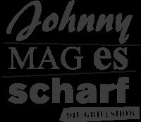 Grillshow Johnny mag es scharf