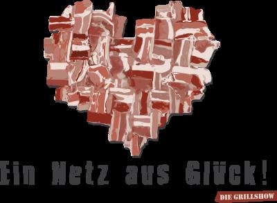 Grillshow Netz aus Glueck