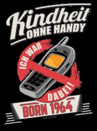 Kindheit ohne Handy - BORN 1964 - Geburtstag