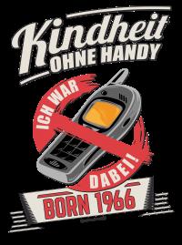 Kindheit ohne Handy - BORN 1966 - Geburtstag