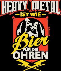 Heavy Metal ist wie Bier