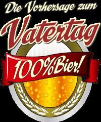 Vorhersage zum Vatertag Bier