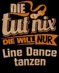 Die tut nix - Die will nur Line Dance