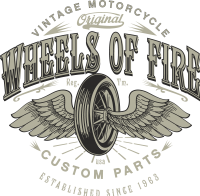 Biker - Wheels of Fire