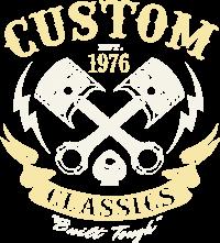 Biker - Custom Classics 1976