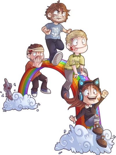 Dead by Daylight - Regenbogen