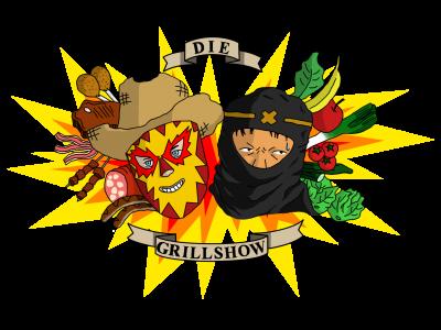 Die Grillshow - Motiv 1