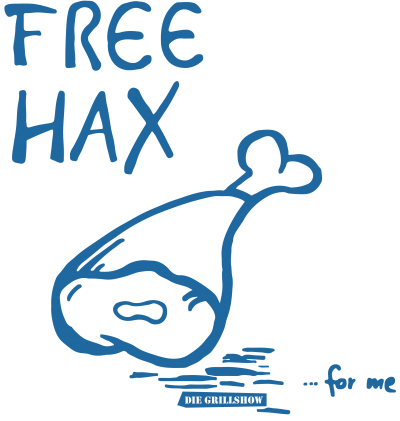 Free Hax blau