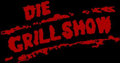 Die Grillshow - Logo rot