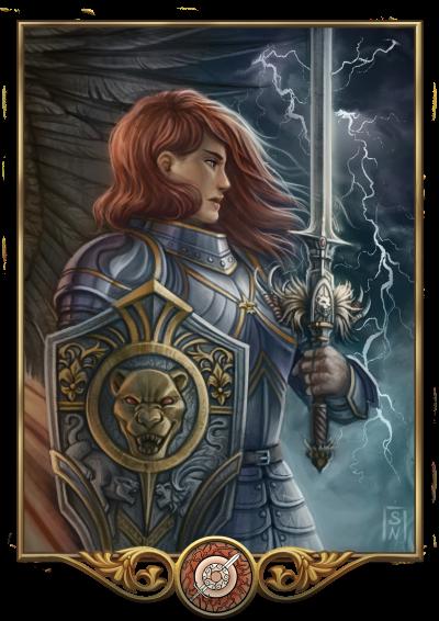 Götter - Rondra