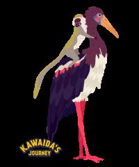 Kawaida's Journey - Kawaida Bird