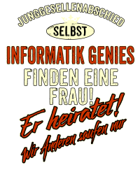 JGA Team - Informatik Genie - red