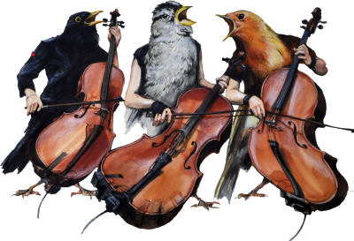 Vogelmenschen - Akopalützika