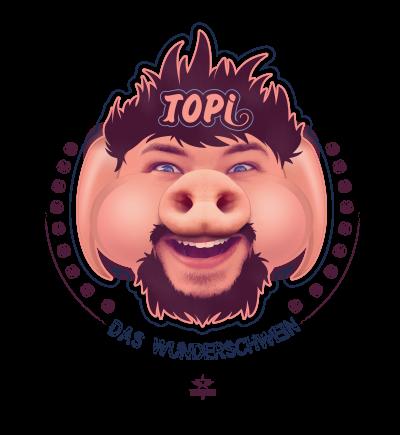 TOPI Wunderschwein