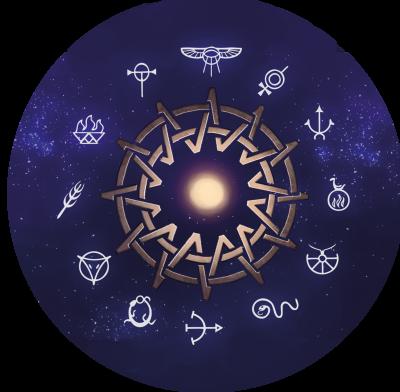 Götter - Zwölfgötterkreis