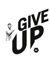 NeverGiveUp - red