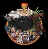 Let's Plays - Die sieben magischen Kelche - Chibi