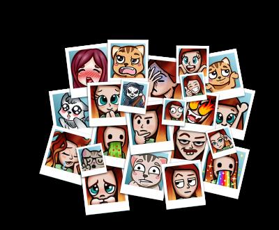 Inzaynia - Emotes