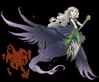 Dämonen Chibi - Thargunitoth