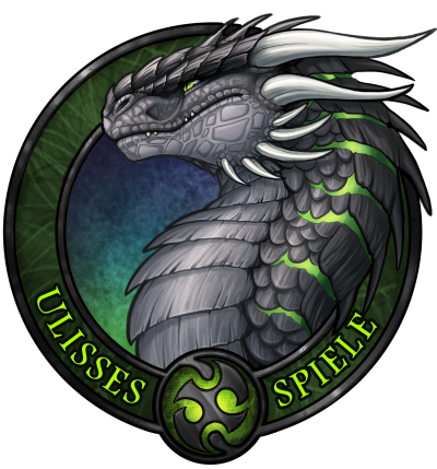 Ulisses - Logo Ulisses-Spiele