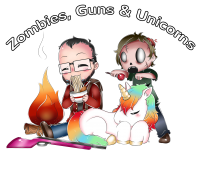 DerPeci - Zombies, Guns and Unicorns